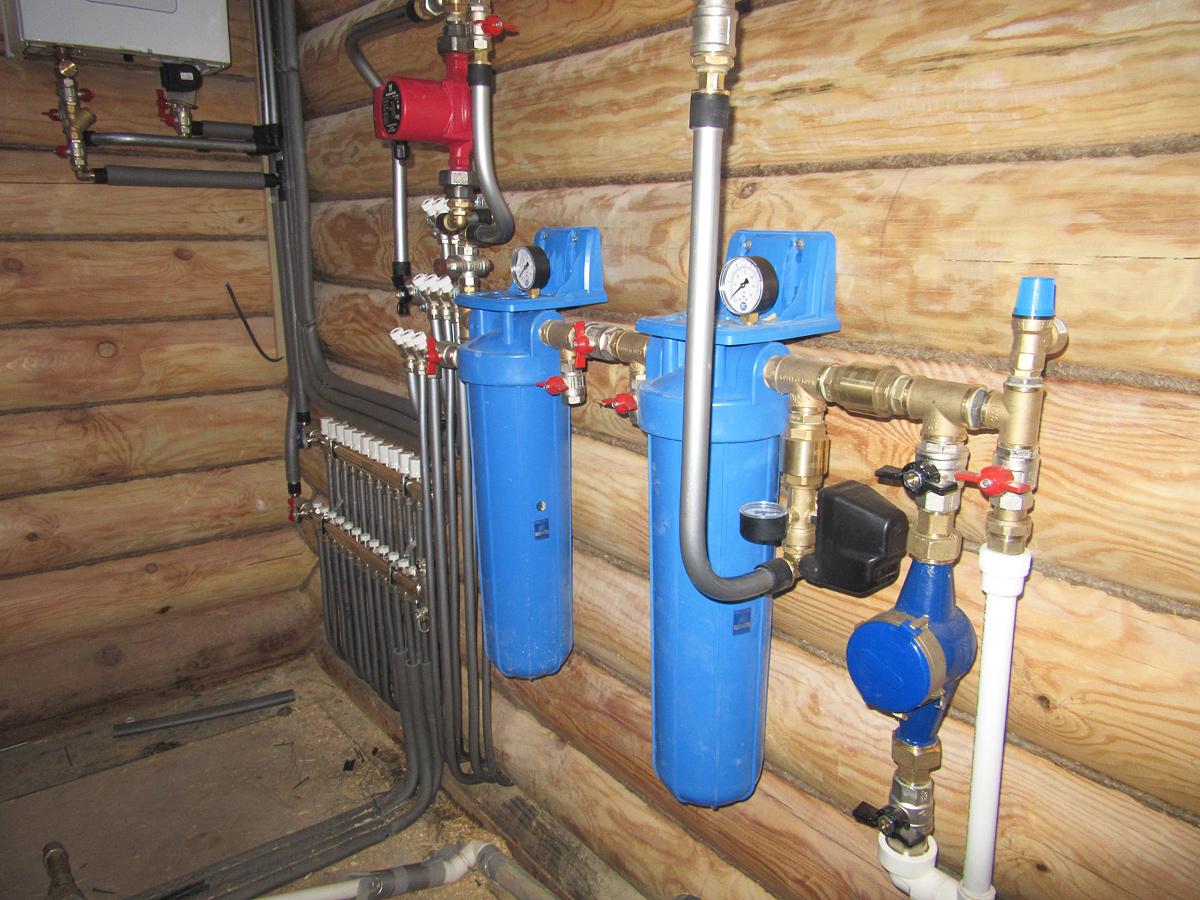 Система водоснабжения загородного дома своими руками 46